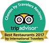 tripadvisor Best Restaurants 2017